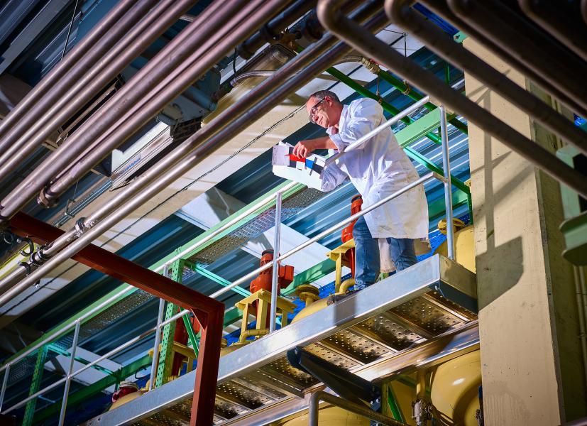 bedijfsreportage / PLP coatings /Paul Delaet / Fotografisch Atelier