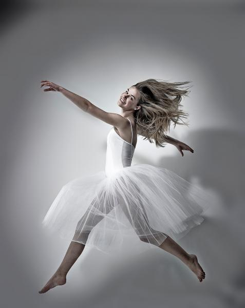 fotografie Paul Delaet / Ballet