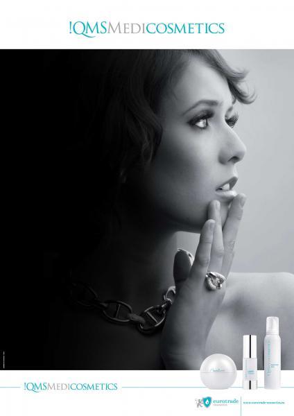 QMS Cosmetics / AD Patricia /Reclame Fotografie  /topfotografie