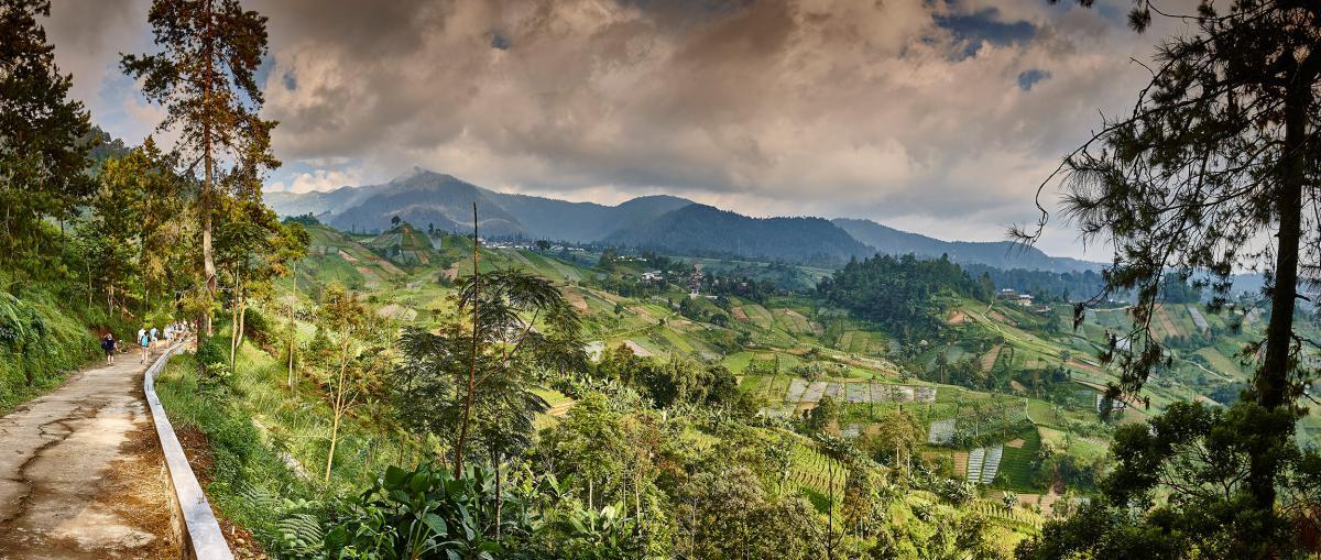 Tawangmangu Java